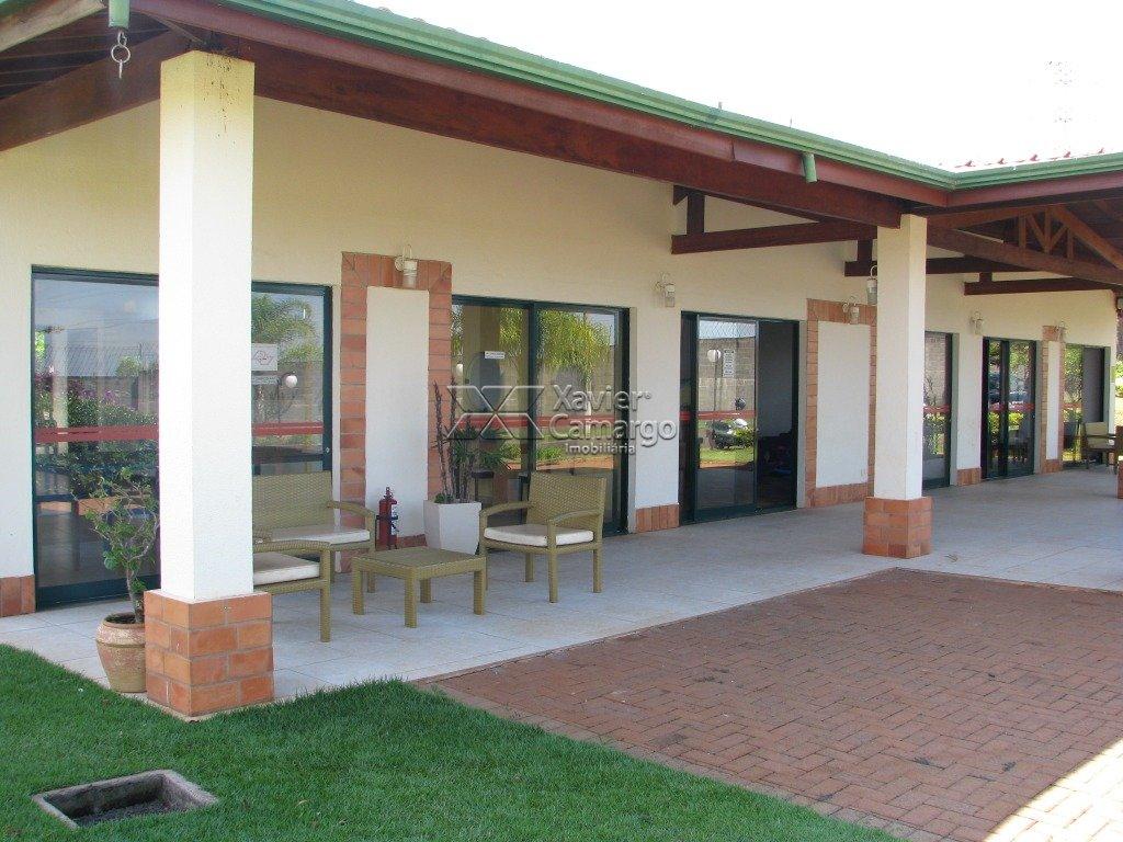 Área externa - salão de festas