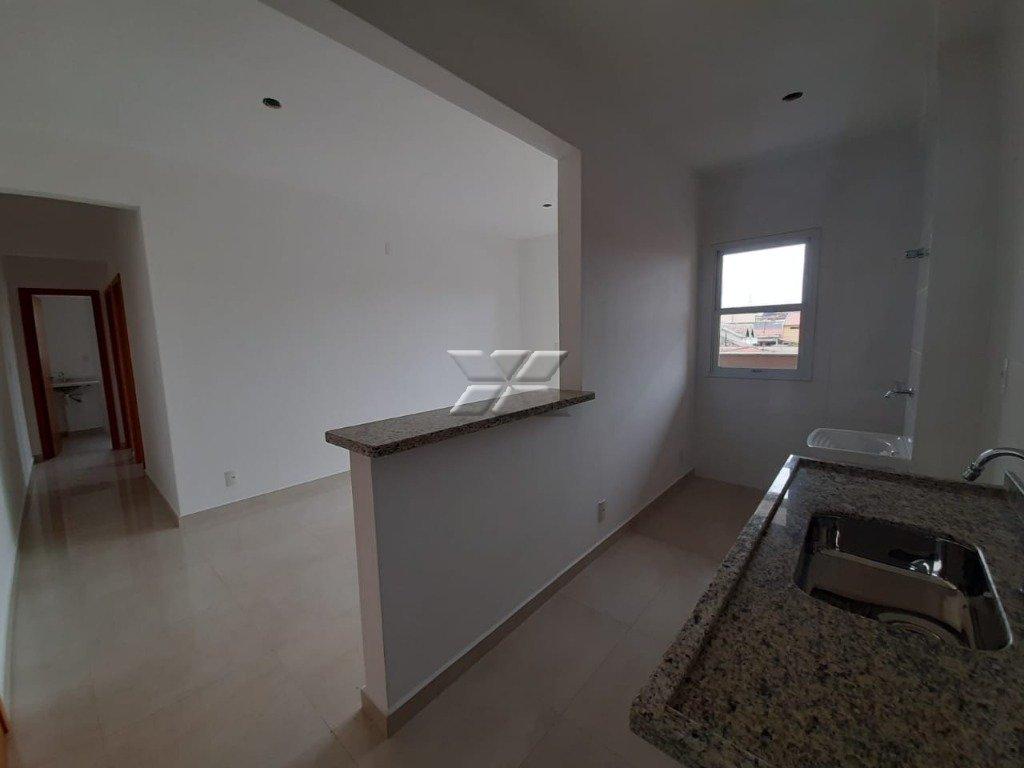 Cozinha integrada com sala 2 ambientes