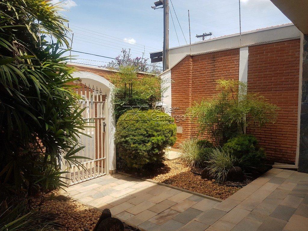 Jardim frontal