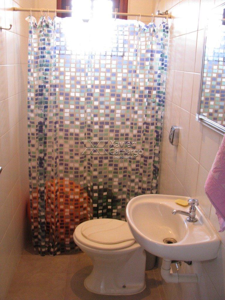 Banheiro de serviço