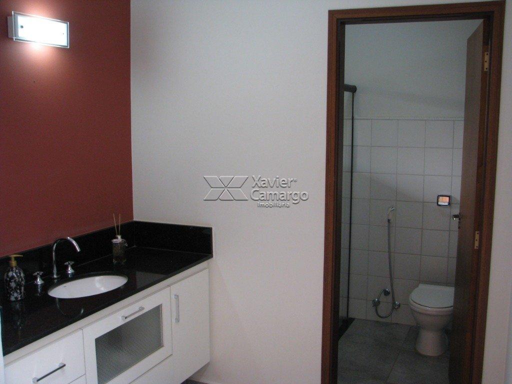 Banheiro da área gourmet