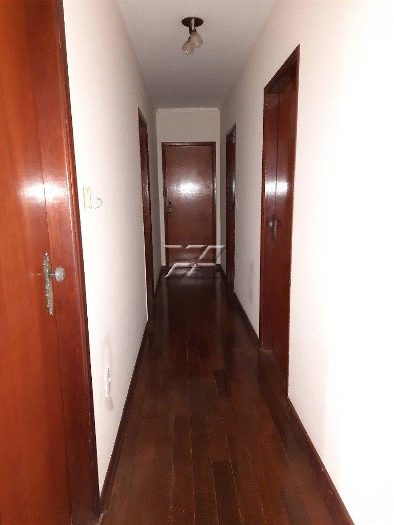 Corredor dormitórios